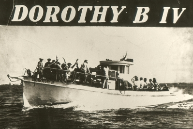 Dorothy B. IV during the Great Depression